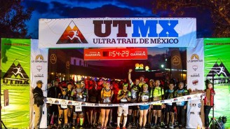 Ultra Trail de México 2015. Foto: DW Photographer