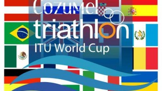Cozumenl Triathlon ITU World Cup 2015.